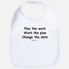 Plan the work -  Bib