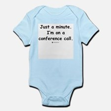 Conference Call -  Infant Creeper