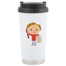 Pre-K is Cool Travel Coffee Mug