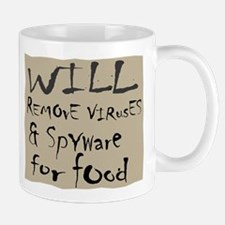 Homeless Techie Mug