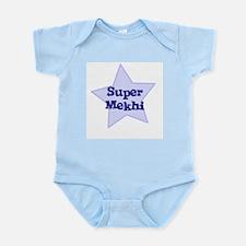 Super Mekhi Infant Creeper