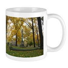 Golden Canopy Mug