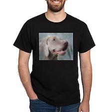 Alert Weimaraner T-Shirt