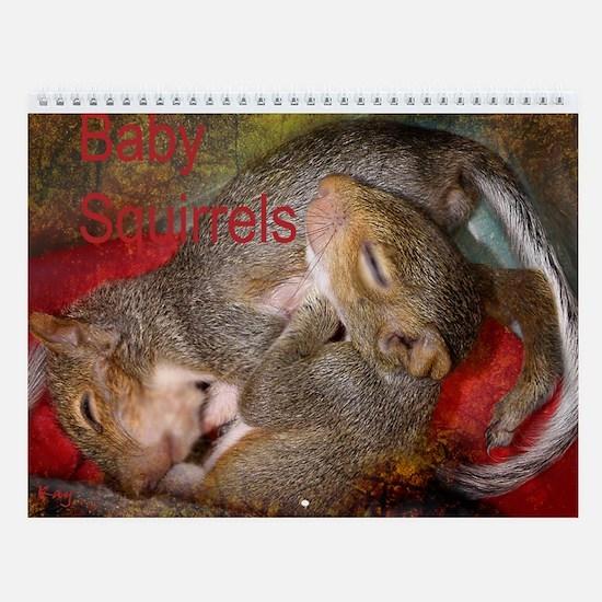 Unique Wildlife Wall Calendar