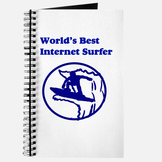 World's Best Internet Surfer Journal