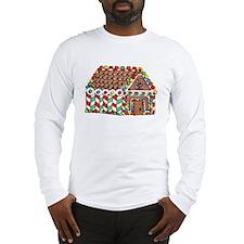 Gingerbread House Long Sleeve T-Shirt