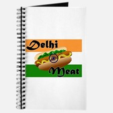 Cute Indian flag Journal