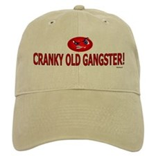 Cranky Old Gangster Baseball Cap