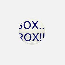SOX ROX Mini Button