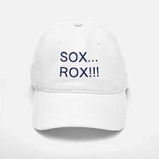 SOX ROX Baseball Baseball Cap