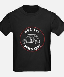 Hot Rod Nor-Cal Speed Shop T