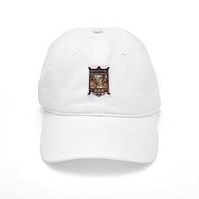 Alphonse Mucha Baseball Cap