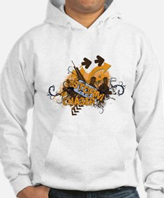 Storm Chaser Grunge Hoodie