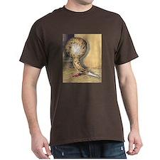 Almond Jacobin Pigeon T-Shirt