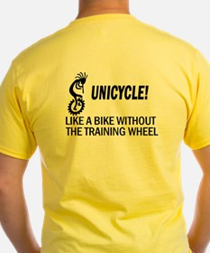 Kokopelli Unicycle T