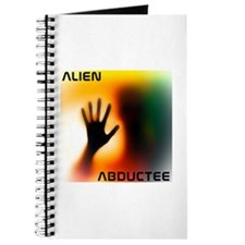 Cute Alien abduction Journal