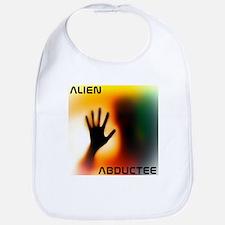 Cute Alien abduction Bib
