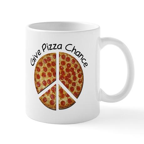 2-givepizza Mugs