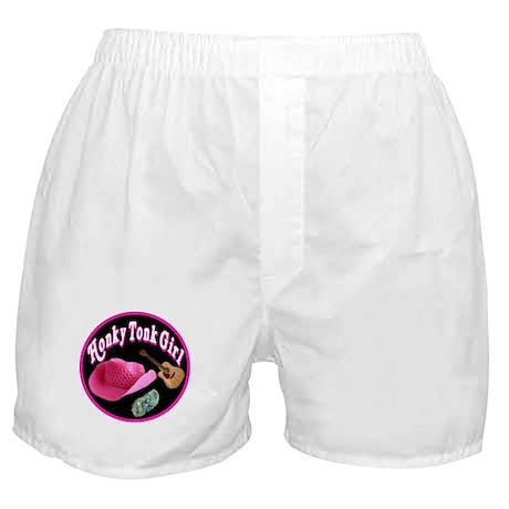 Honky Tonk Girl Boxer Shorts