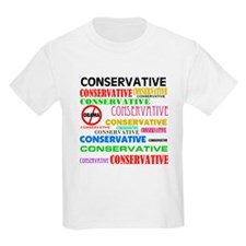 VOTE CONSERVATIVE T-Shirt