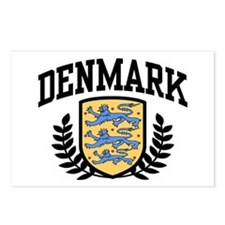 Denmark Postcards (Package of 8)