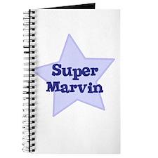 Super Marvin Journal