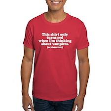 Red Shirt Vampires T-Shirt
