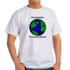 Geography T-Shirt