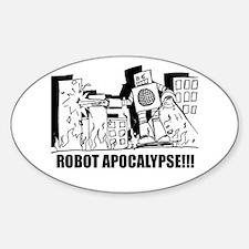 Robot Apocalypse Decal
