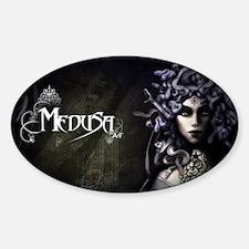 Monsters of rock Sticker (Oval)