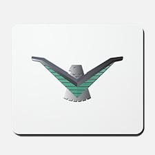 Thunderbird Emblem Mousepad