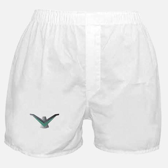 Thunderbird Emblem Boxer Shorts