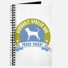 Seriously Spoiled Dog Journal