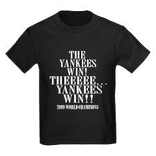 theeee yankees win T