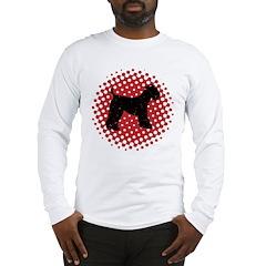 Retro Dots Long Sleeve T-Shirt