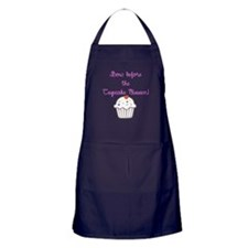 Cupcake Queen Apron (dark)