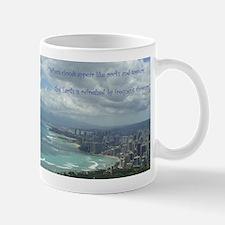 Cloudy Paradise Mug