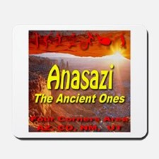 Anasazi The Ancient Ones Mousepad