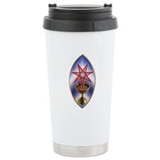 Cup of Babalon Travel Coffee Mug