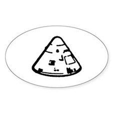 Apollo Capsule Decal