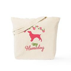 My Homedog Tote Bag