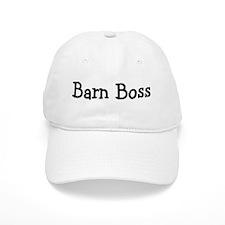 Barn Boss Baseball Cap