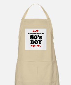 Everyone loves an 80's Boy -  BBQ Apron