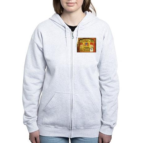 Essex Women's Zip Hoodie