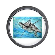 Sea Turtle, Nature Lover's, Wall Clock