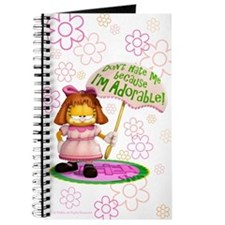 "Garfield ""I'm Adorable"" Journal"