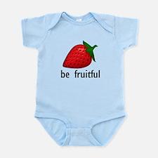 Be Fruitful... Infant Bodysuit