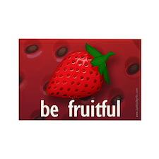 Be Fruitful... Rectangle Magnet (10 pack)