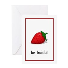 Be Fruitful... Greeting Card