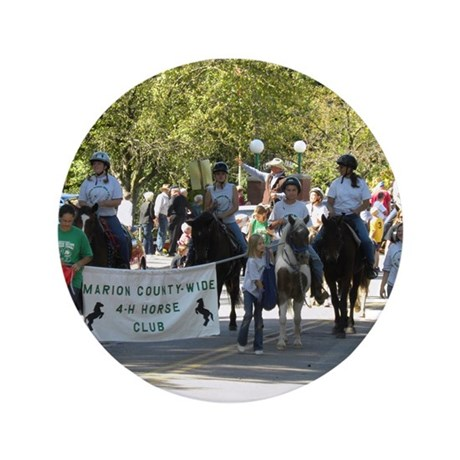 """Old Settler's Day Parade 3.5"""" Button (100 pack)"""
